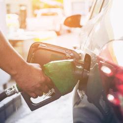 Benzene while refuelling